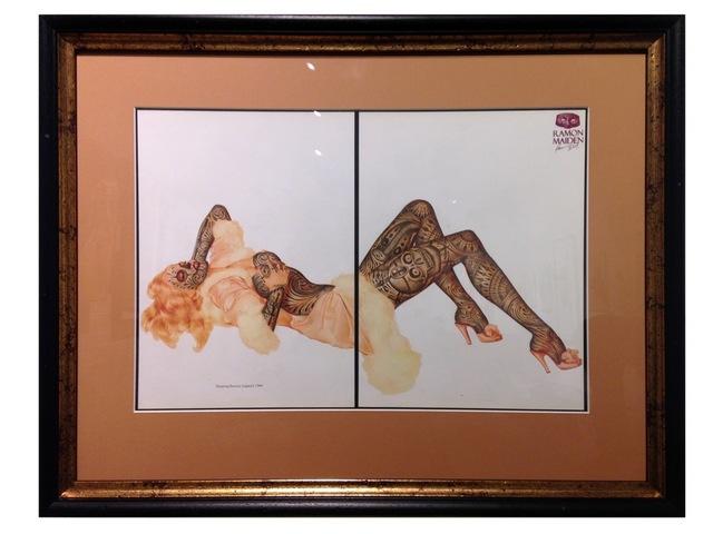 , 'August Luxury,' 2015, StolenSpace Gallery