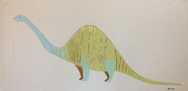 , 'Brontosaurus,' 2019, Shain Gallery