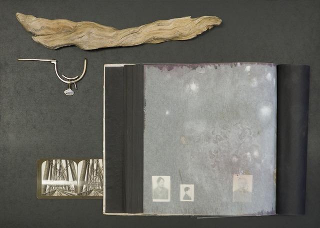 , 'Vestigios V,' 2017, LAMB Arts