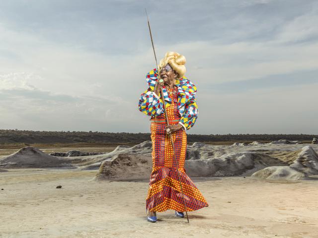 , 'Magadi 1,' 2017, Guzo Art Projects