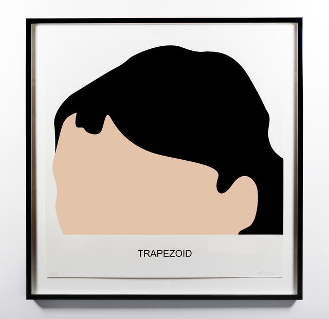 , 'Trapezoid,' 2016, Gemini G.E.L.