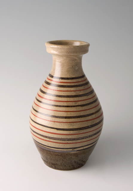 , 'Vase, akae decoration,' , Pucker Gallery