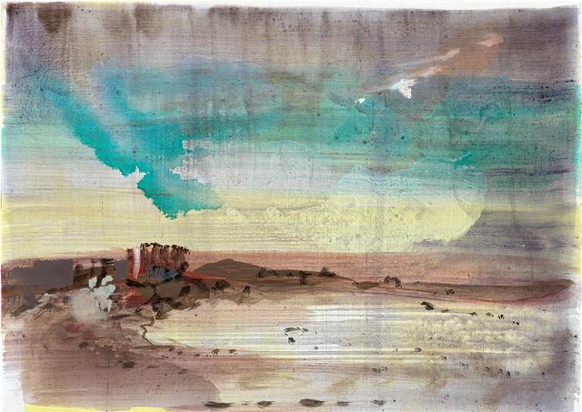 , 'DL I,' 2016, Setareh Gallery