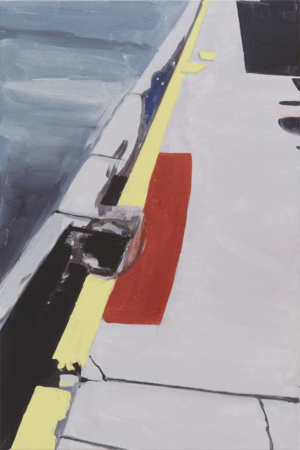 , 'Red Plane,' 2016, Philipp von Rosen Galerie