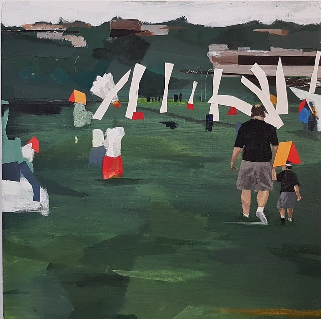 , '6/19/99,' 2018, Cerbera Gallery