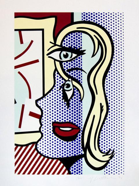 Roy Lichtenstein, 'ART CRITIC', 1996, Marcel Katz Art