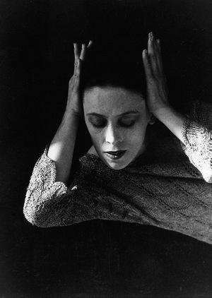 , 'Martha Graham 4, 1931,' 1981, Ryan Gallery