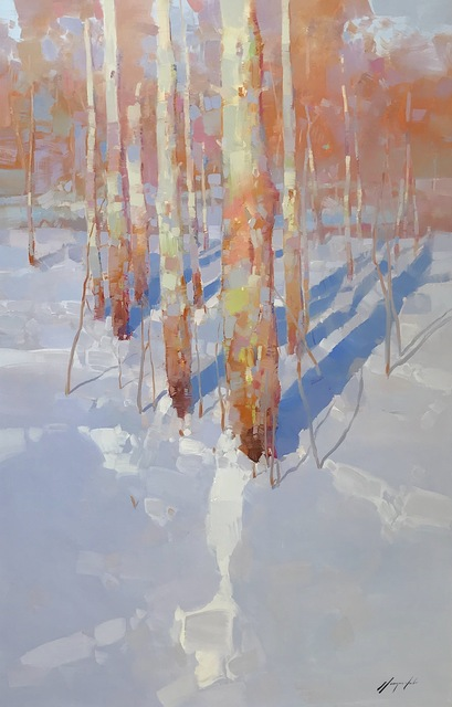 Vahe Yeremyan, 'Sunny Winter', 2018, Vayer Art