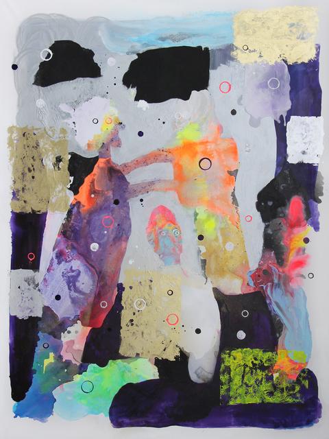 , 'Karneval / Handgemaenge / Carnival / Lucha ,' 2016, Martin Asbæk Gallery