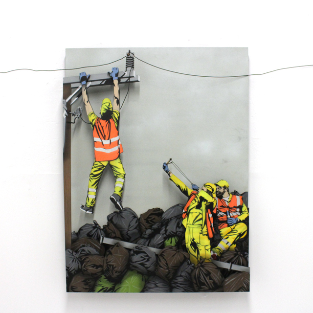 , 'Don't Move,' 2018, S16 Gallery