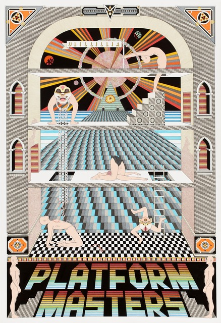 , 'Platform Masters,' 2015, Darren Knight Gallery