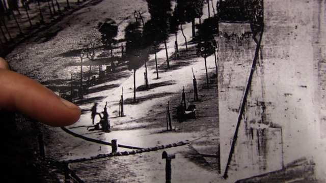 belit sağ, 'and the image gazes back', 2014, EYE Filmmuseum Amsterdam