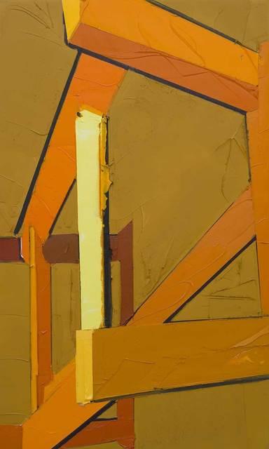 , 'Deutsche Abstraktion Tu Hao,' 2016, Leo Gallery