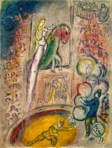 , 'Le Cirque M. 500,' 1967, Galerie d'Orsay
