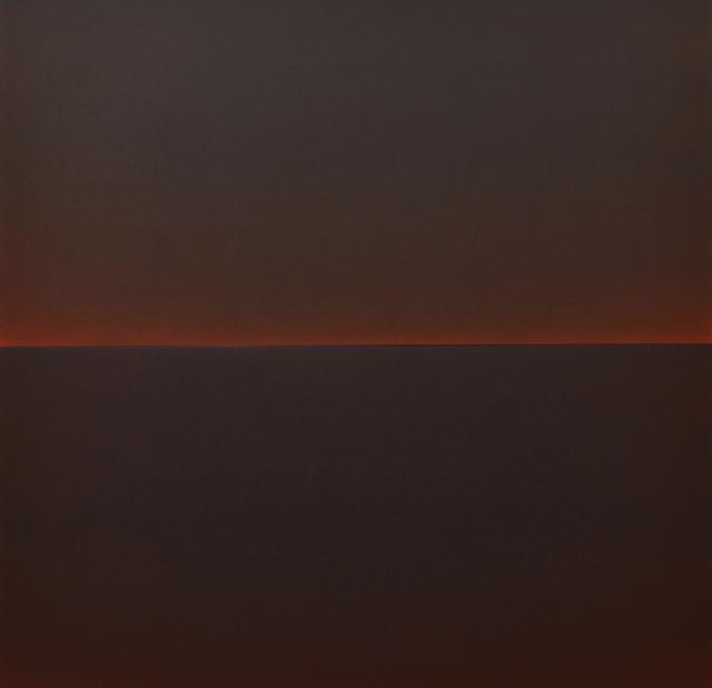 , 'Double Negative 8,' 2017, Leslie Sacks Gallery