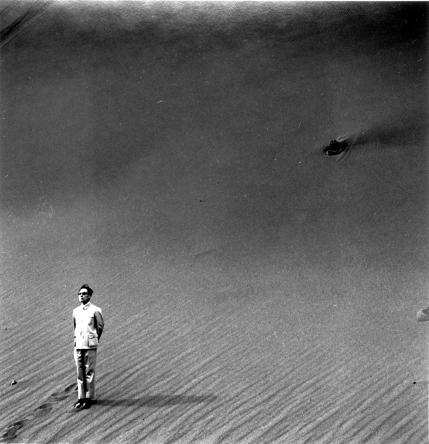 , 'Oshima, Japan (Dunes),' 1988, Ben Brown Fine Arts