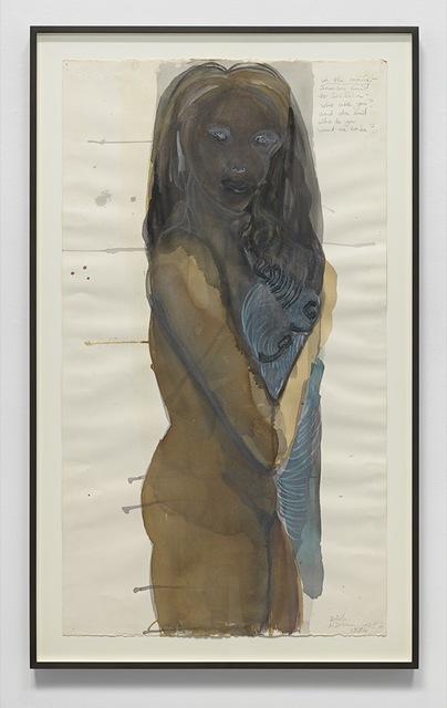 , 'Delila,' 1996, David Zwirner