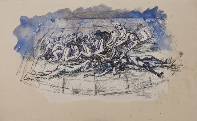 , 'Untitled,' 1977, Cosmocosa