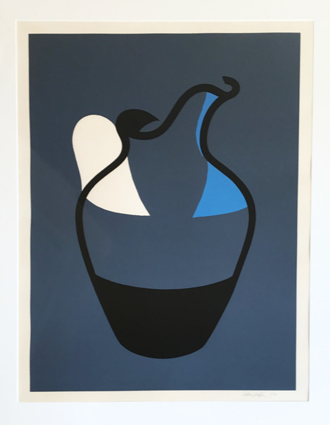 Patrick Caulfield, 'Water Jug', 1982, Dellasposa