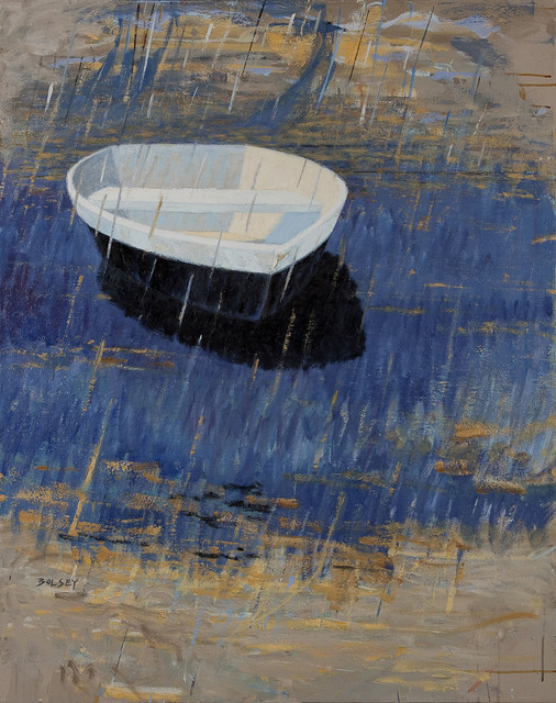 , 'Light Rain,' 2014-2015, Cross Mackenzie Gallery
