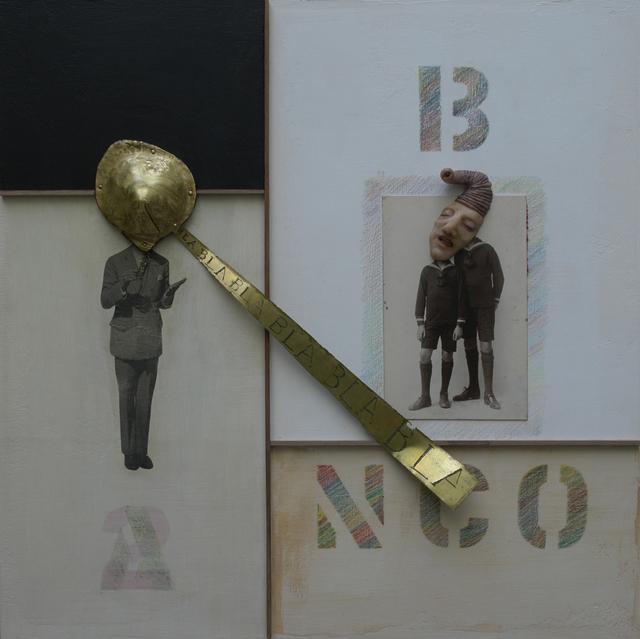, 'Discurso,' 2015, Blanca Soto Arte