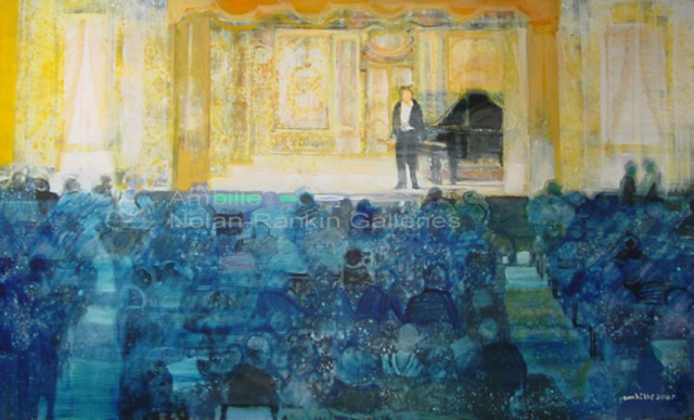 , 'Le Recital,' 2007, Nolan-Rankin Galleries
