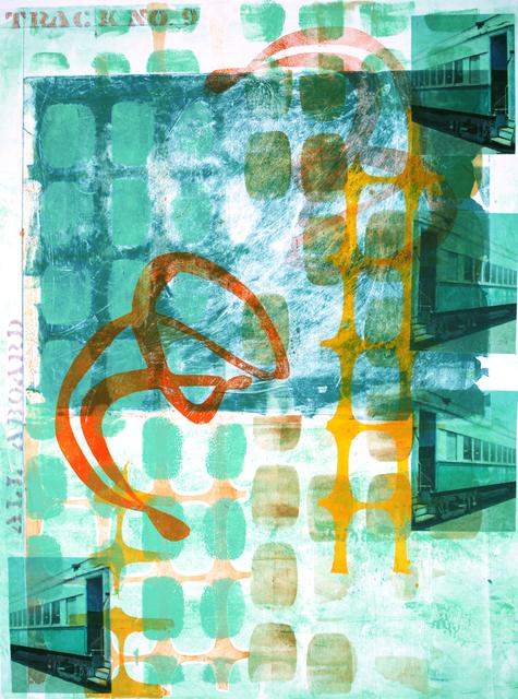 , 'Track #9,' 2015, ViVO Contemporary