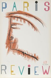 Ben Shahn, 'Paris Review,' 1968, Heritage Auctions: Holiday Prints & Multiples Sale