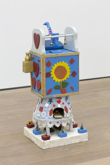 , 'Mausefalle für Saxophonisten,' 2003, Galerie Bärbel Grässlin
