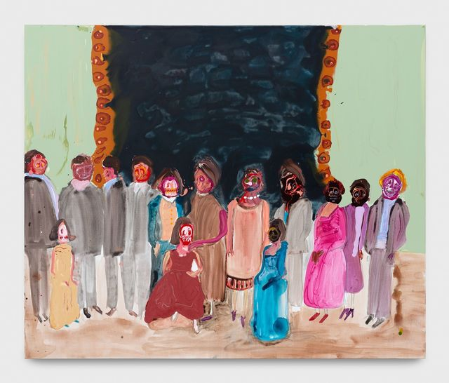Genieve Figgis, 'An evening portrait', 2018, Almine Rech