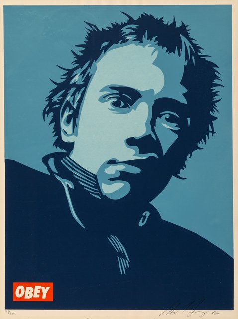 Shepard Fairey, 'Rotten Poster', 2002, Heritage Auctions
