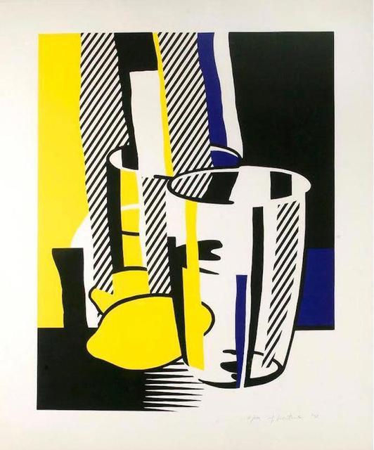 Roy Lichtenstein, 'Before the Mirror', 1975, Wallector