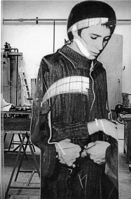 , 'Marisa,' 1974, Luis Adelantado