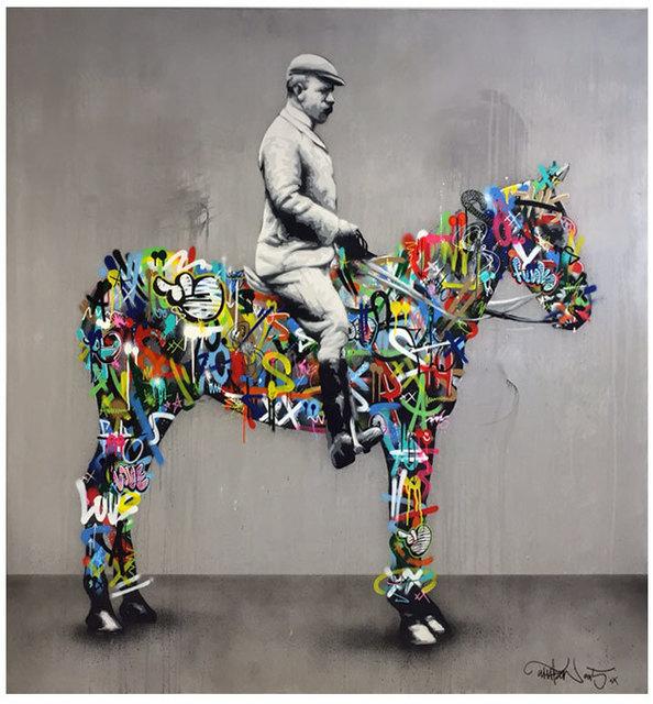 Martin Whatson, 'Rider', 2015, Black Book Gallery