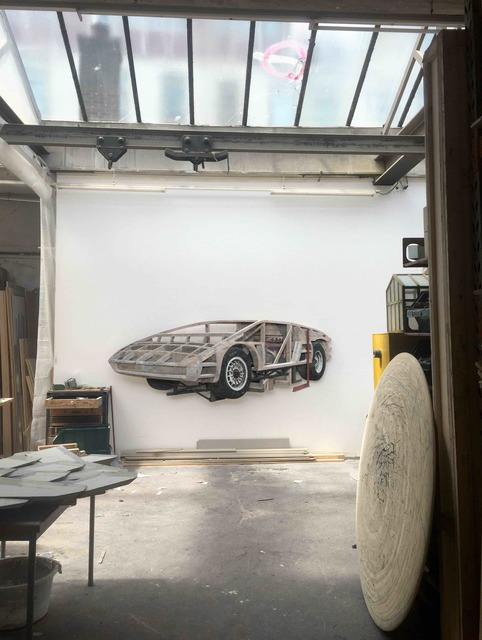 , 'Body Buck,' 2015, Galerie Ron Mandos