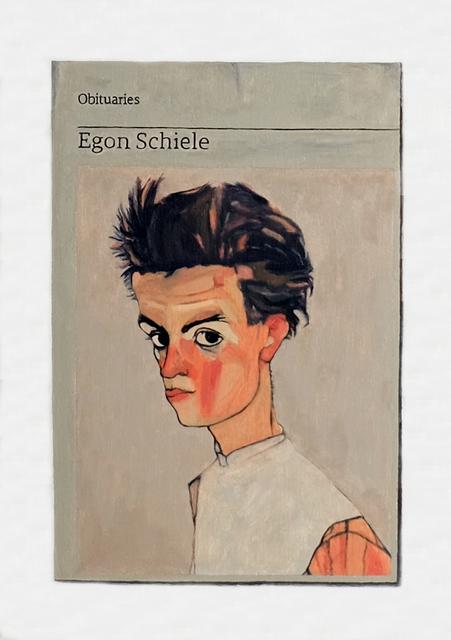 , 'Obituary: Egon Schiele ,' 2018, Charlie Smith London
