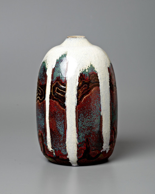 , 'Japonist Landscape Vase,' 1904, Jason Jacques Gallery