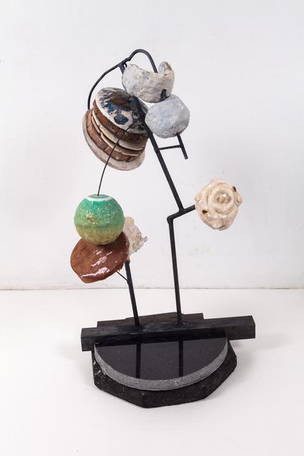, 'Untitled (hemispheres),' 2013, FRED.GIAMPIETRO Gallery
