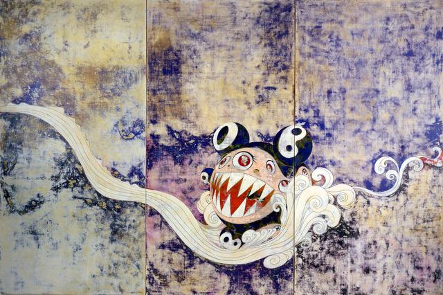 Takashi Murakami, '727', 2003, MSP Modern
