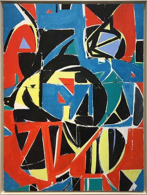 Beatrice Mandelman, 'Jazz II #1710', 1987, 203 Fine Art