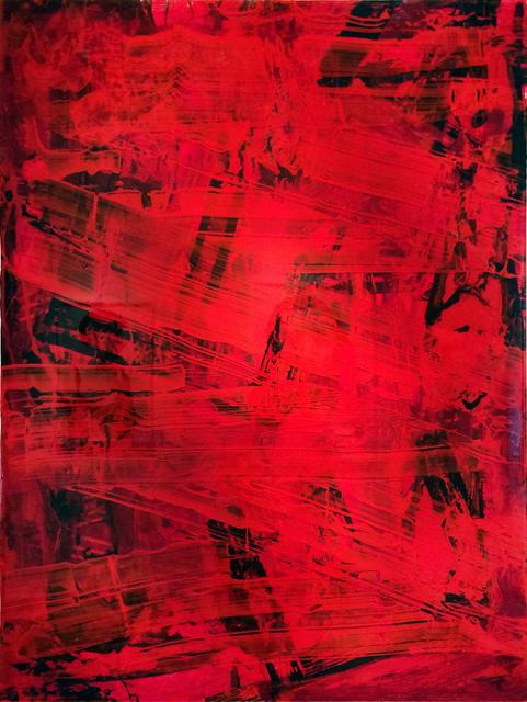 , 'All to All (Red #2),' 2018, Galerie Olivier Waltman | Waltman Ortega Fine Art