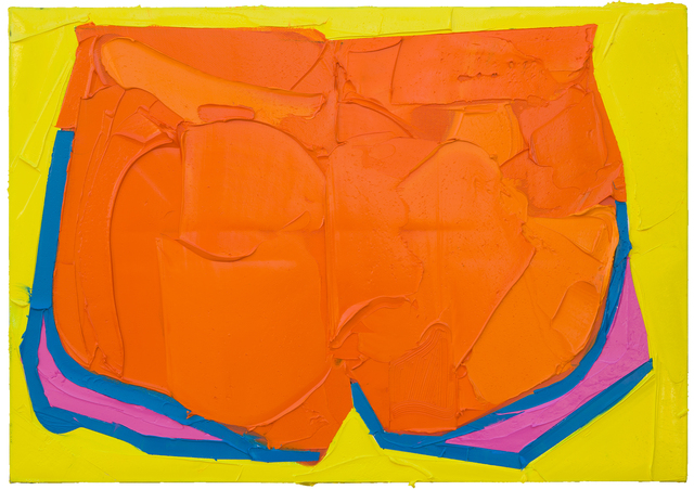 , 'YELLOW PAINTS ,' 2016, Leo Gallery