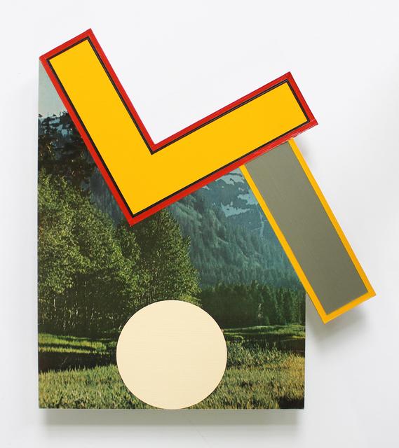 , '#249,' 2018, Joshua Liner Gallery