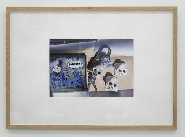, 'Untitled,' 2014, CIBRIÁN