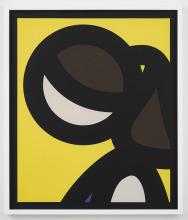 , 'Paper Head 5,' 2019, Vertu Fine Art