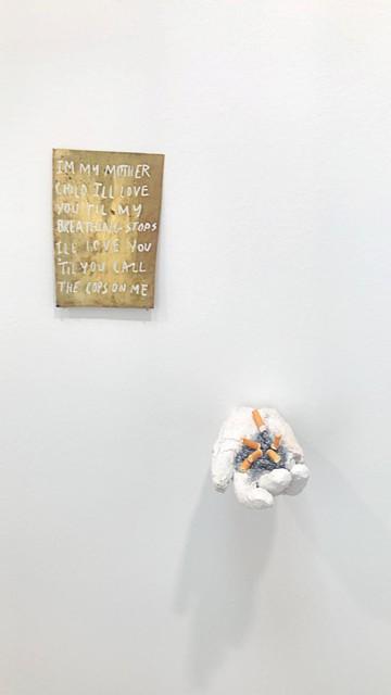 , 'Untitled,' 2018, Balcony
