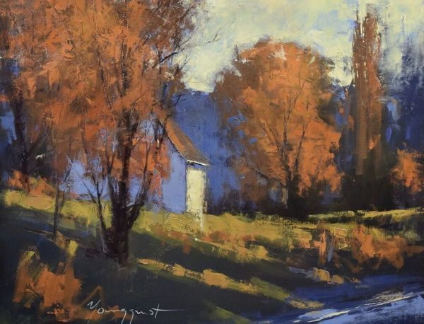", '""Country Drive in October"",' 2017, Bonner David Galleries"