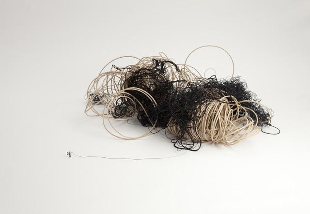 , 'Forced Labor (rope),' 2011, Espacio Mínimo