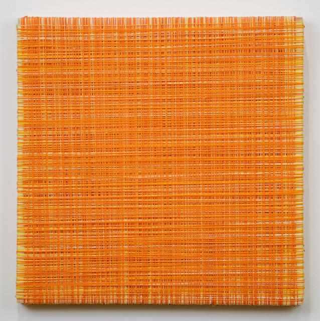 , 'Strung Orange,' 2014, Minus Space