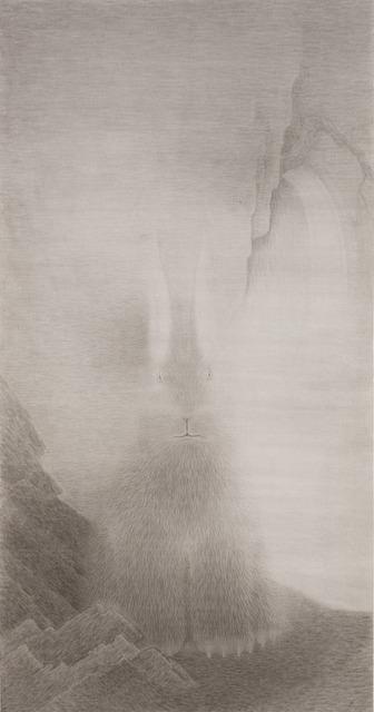 , 'Rabbit Asks,' 2015, Galerie Urs Meile
